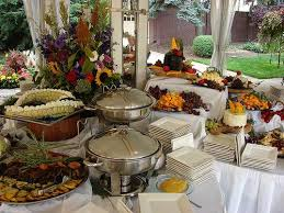 image of Banquets and catering Buffet